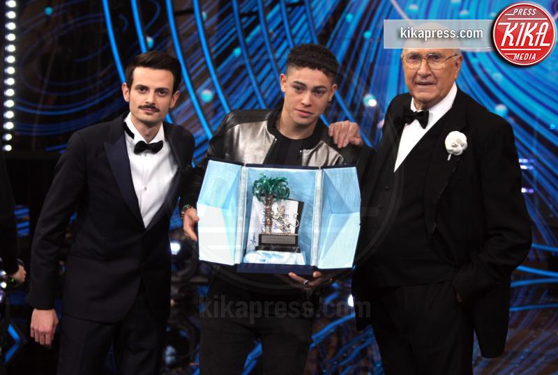 Sanremo - 21-12-2018 - Sanremo 2019, Giovani, Einar vince ed e' promosso tra i big