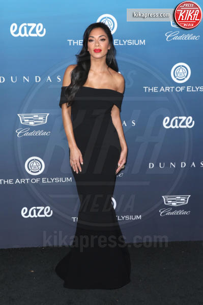 Nicole Scherzinger - Los Angeles - 05-01-2019 - Emily Ratajkowski: regina rossa all'Art of Elysium Heaven Gala