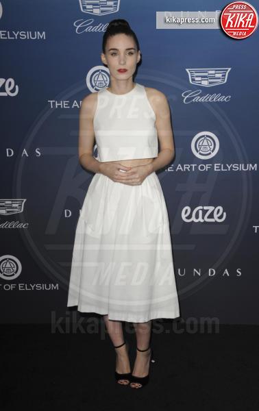 Rooney Mara - Los Angeles - 06-01-2019 - Emily Ratajkowski: regina rossa all'Art of Elysium Heaven Gala
