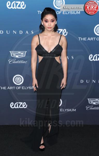 Lana Condor - Los Angeles - 05-01-2019 - Emily Ratajkowski: regina rossa all'Art of Elysium Heaven Gala
