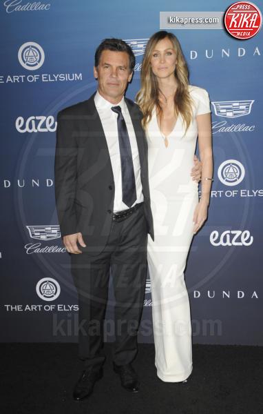 Kathryn Boyd, Josh Brolin - Los Angeles - 06-01-2019 - Emily Ratajkowski: regina rossa all'Art of Elysium Heaven Gala