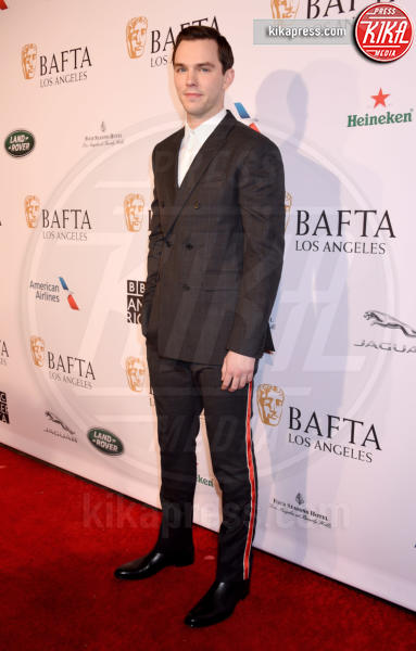 Nicholas Hoult - Los Angeles - 05-01-2019 - Robert Pattinson, da vampiro a uomo pipistrello in Batman
