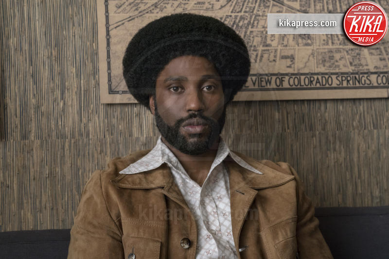BlacKkKlansman, John David Washington - Hollywood - 07-01-2019 - Golden Globe 2019: Rami Malek Miglior attore drammatico