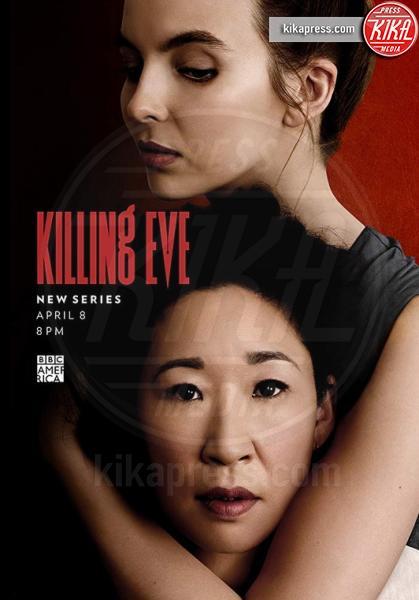 Killing Eve - Hollywood - 07-01-2019 - Golden Globe 2019: The Americans è la Miglior serie drammatica