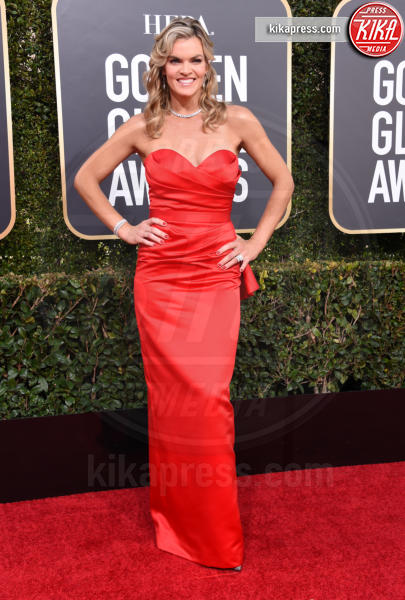 Missi Pyle - Beverly Hills - 06-01-2019 - Golden Globe 2019: sul red carpet vince... il rosso!