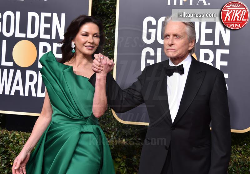 Catherine Zeta-Jones, Michael Douglas - Beverly Hills - 06-01-2019 - Suoceri famosi delle star... e dove trovarli!