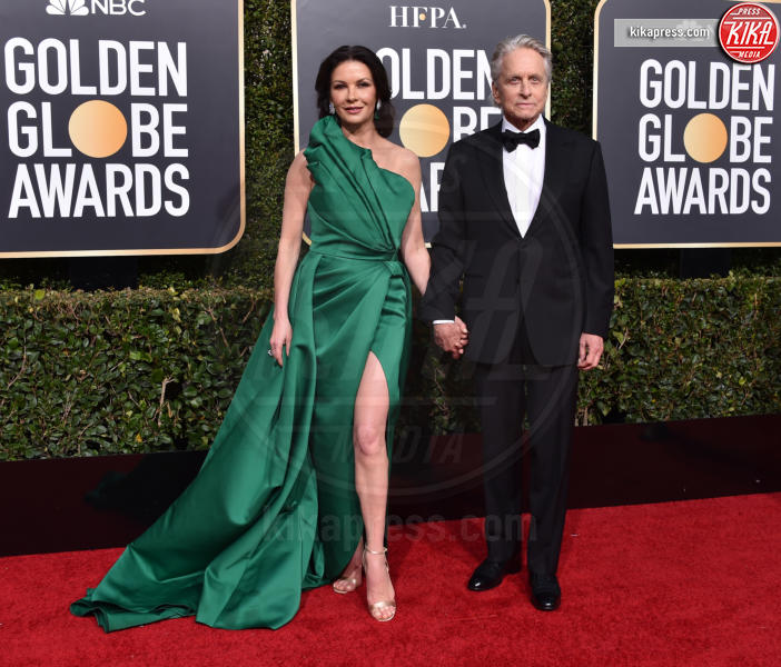 Catherine Zeta-Jones, Michael Douglas - Beverly Hills - 06-01-2019 - Michael Douglas svende la sua tenuta a Maiorca