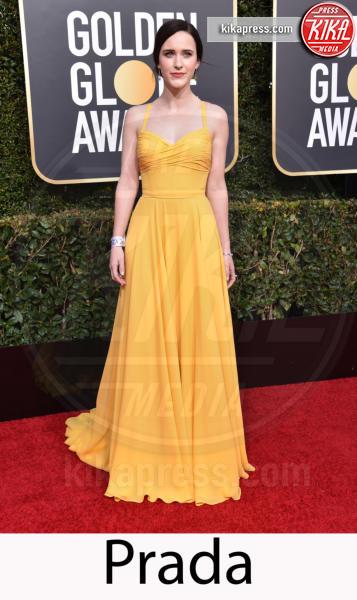 Rachel Brosnahan - Beverly Hills - 06-01-2019 - Golden Globe 2019: gli stilisti sul red carpet