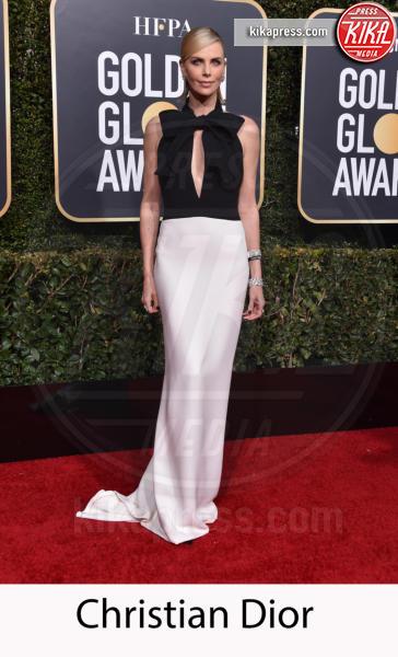 Charlize Theron - Beverly Hills - 06-01-2019 - Golden Globe 2019: gli stilisti sul red carpet