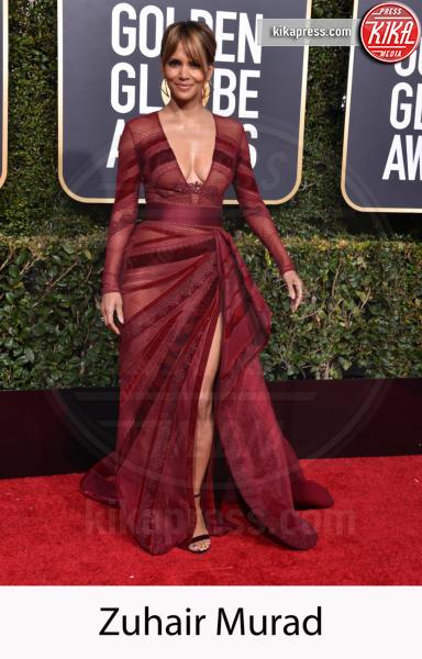 Halle Berry - Beverly Hills - 06-01-2019 - Golden Globe 2019: gli stilisti sul red carpet