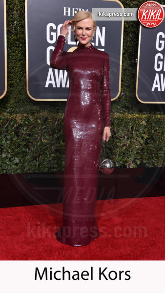 Nicole Kidman - Beverly Hills - 06-01-2019 - Golden Globe 2019: gli stilisti sul red carpet