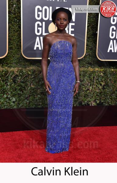 Lupita Nyong'o - Beverly Hills - 06-01-2019 - Golden Globe 2019: gli stilisti sul red carpet