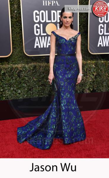 Camilla Belle - Beverly Hills - 06-01-2019 - Golden Globe 2019: gli stilisti sul red carpet