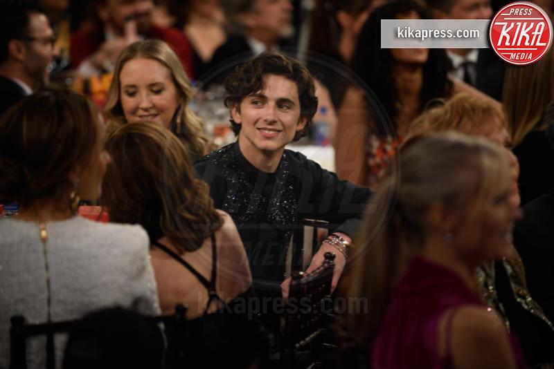 06-01-2019 - Golden Globe 2019: lo show sopra e sotto il palco