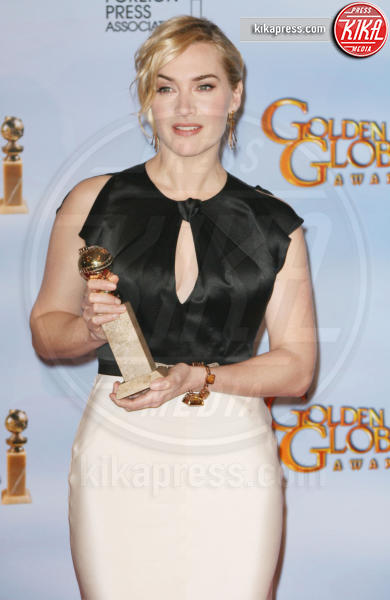 Kate Winslet - Beverly Hills - 15-01-2012 - Charlize Theron e Kate Winslet, chi lo indossa meglio?
