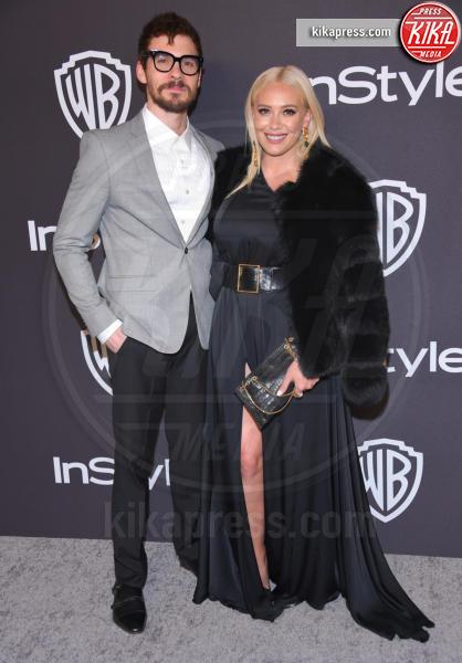 Matthew Koma, Hilary Duff - Beverly Hills - 06-01-2019 - InStyle party: Heidi Klum, che scollatura!