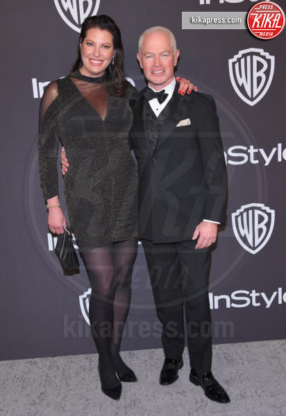 Ruve McDonough, Neal McDonough - Beverly Hills - 06-01-2019 - InStyle party: Heidi Klum, che scollatura!