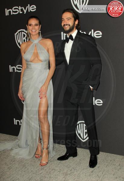 fiance Tom Kaulitz, Heidi Klum - Los Angeles - 07-01-2019 - InStyle party: Heidi Klum, che scollatura!
