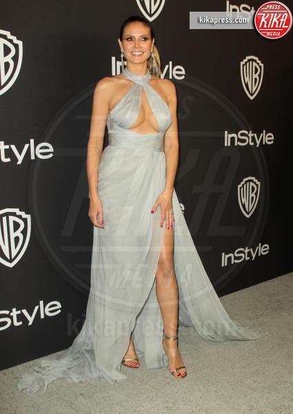 Heidi Klum - Los Angeles - 07-01-2019 - InStyle party: Heidi Klum, che scollatura!