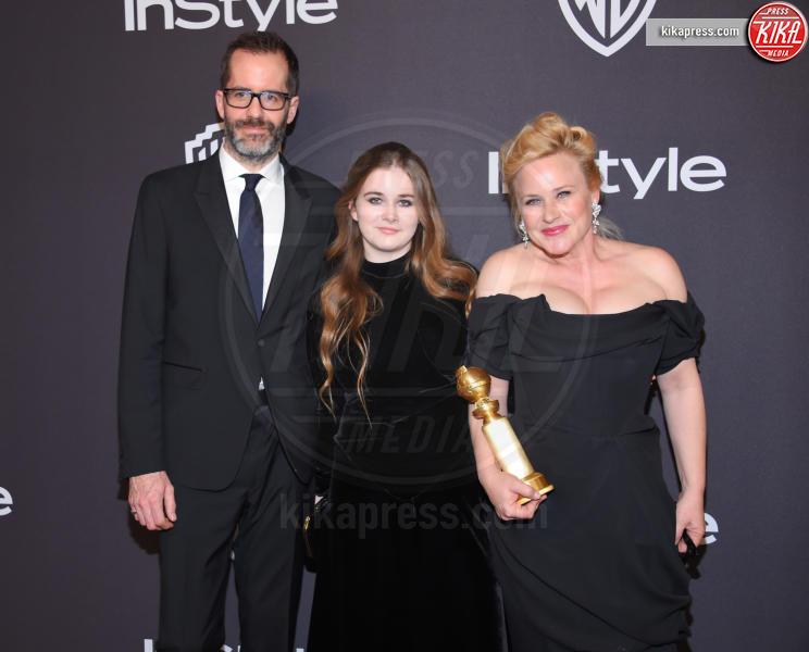 Eric White, Harlow Jane, Patricia Arquette - Beverly Hills - 06-01-2019 - InStyle party: Heidi Klum, che scollatura!
