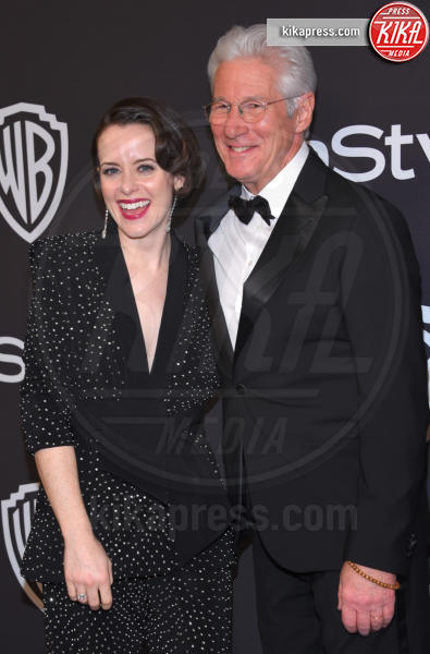 Claire Foy, Richard Gere - Beverly Hills - 06-01-2019 - InStyle party: Heidi Klum, che scollatura!