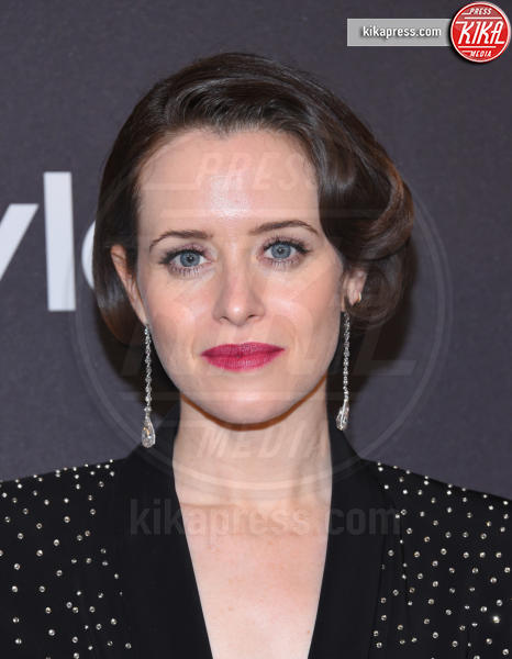 Claire Foy - Beverly Hills - 06-01-2019 - InStyle party: Heidi Klum, che scollatura!