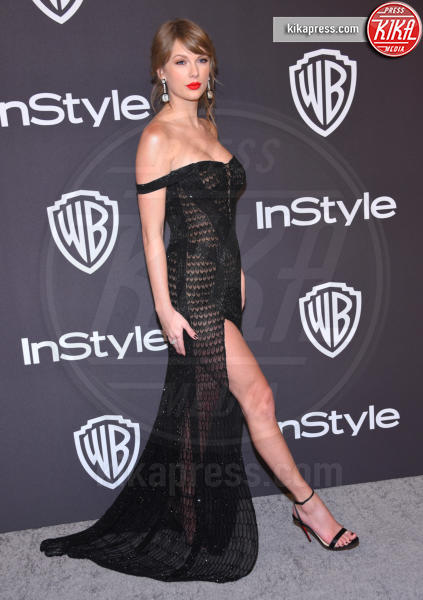 Taylor Swift - Beverly Hills - 07-01-2019 - InStyle party: Heidi Klum, che scollatura!