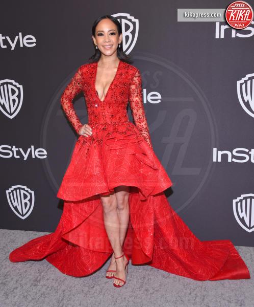 Fiona Xie - Beverly Hills - 06-01-2019 - InStyle party: Heidi Klum, che scollatura!