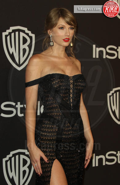Taylor Swift - Los Angeles - 07-01-2019 - InStyle party: Heidi Klum, che scollatura!