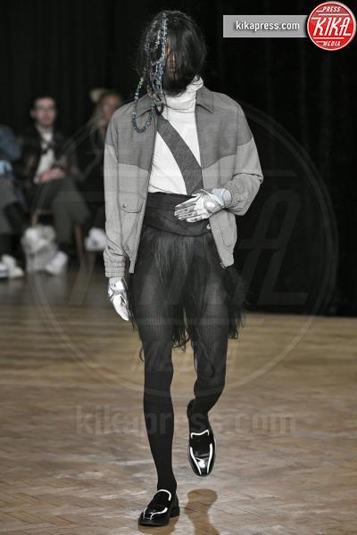 London Fashion Week Men's Show - Londra - 06-01-2019 - London Men's Fashion Week: lo stile è... degli stranieri!