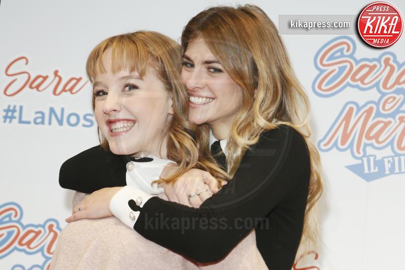 Chiara Del Francia, Aurora Moroni - Milano - 09-01-2019 - Sara e Marti #lanostrastoria, al via la seconda stagione