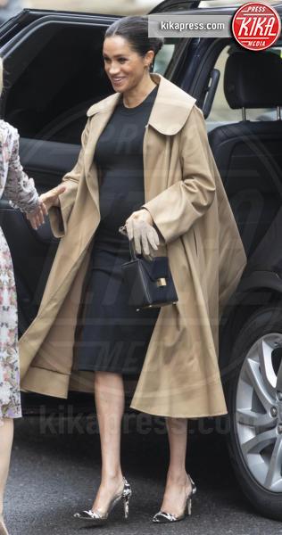 Meghan Markle - Londra - 10-01-2019 - Meghan Markle, cappotto cammello e LBD: i dettagli del look