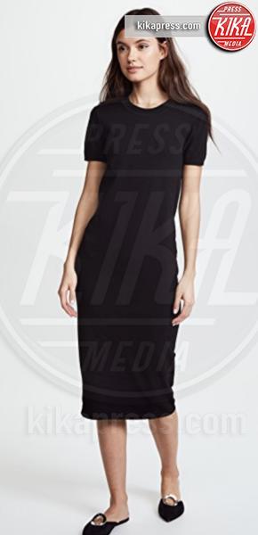 Eliza Dress Hatch - 11-01-2019 - Meghan Markle, cappotto cammello e LBD: i dettagli del look