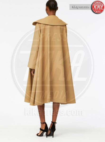 Cotton-Twill Coat Oscar De La Renta - 11-01-2019 - Meghan Markle, cappotto cammello e LBD: i dettagli del look