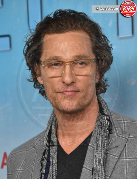 Matthew McConaughey - West Hollywood - 10-01-2019 - The Batman: Matthew McConaughey sarà Harvey Dent