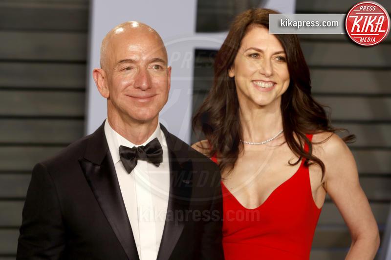Beverly Hills - 04-03-2018 - Jeff Bezos & co: i divorzi piu' costosi dello showbiz