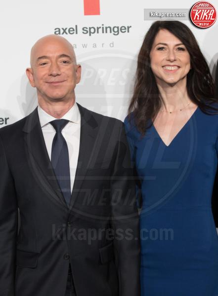 Berlino - 24-04-2018 - Jeff Bezos & co: i divorzi piu' costosi dello showbiz