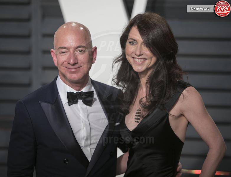 Beverly Hills - 26-02-2017 - Jeff Bezos & co: i divorzi piu' costosi dello showbiz