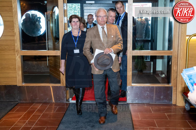 13-01-2019 - Il re Carl Gustaf e la principessa Victoria uniti per la Svezia