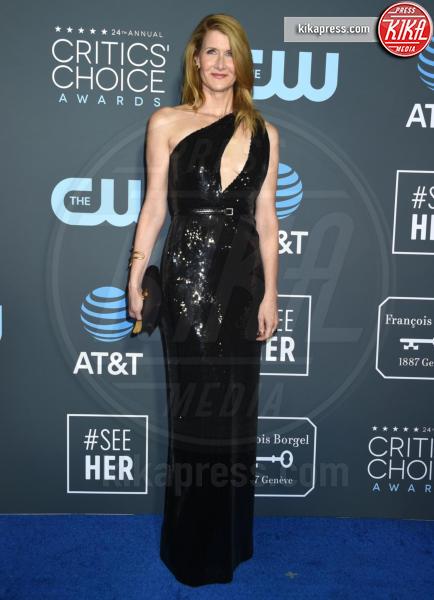 Laura Dern - Santa Monica - 13-01-2019 - Lady Gaga: una dea greca ai Critics' Choice Awards