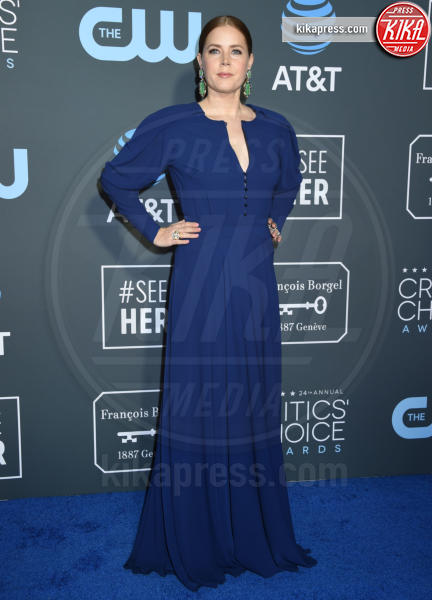 Amy Adams - Santa Monica - 13-01-2019 - Lady Gaga: una dea greca ai Critics' Choice Awards