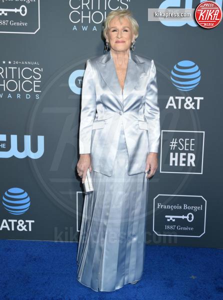 Glenn Close - Santa Monica - 13-01-2019 - Lady Gaga: una dea greca ai Critics' Choice Awards
