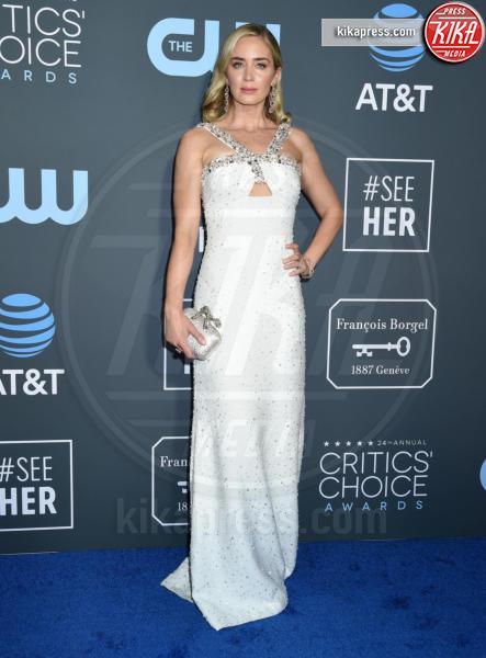 Emily Blunt - Santa Monica - 13-01-2019 - Lady Gaga: una dea greca ai Critics' Choice Awards