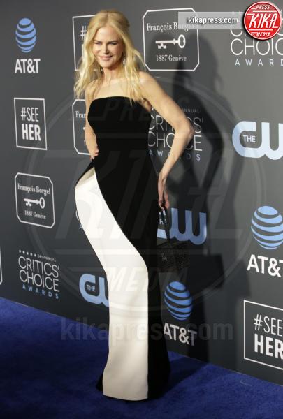 Nicole Kidman - Los Angeles - 13-01-2019 - Sanremo 2019, Virginia Raffaele-Kidman: chi lo indossa meglio?