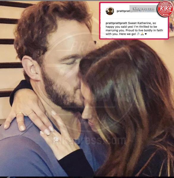 Chris Pratt si sposa: arriva il commento dell'ex Anna Faris