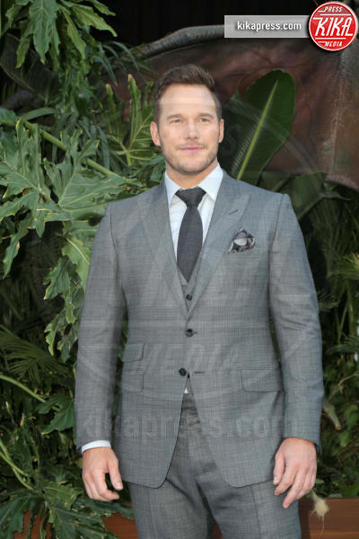 Chris Pratt - Los Angeles - 12-06-2018 - Chris Pratt si sposa: arriva il commento dell'ex Anna Faris