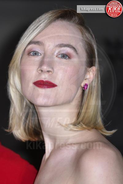Edimburgo - 14-01-2019 - Saoirse Ronan riporta la regina Mary di Scozia a casa