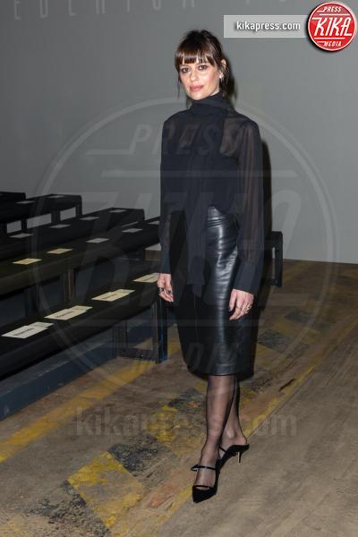 Claudia Pandolfi - 25-01-2019 - Altaroma: nel backstage di Federica Tosi