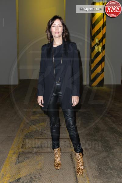 Sarah Felberbaum - 25-01-2019 - Altaroma: nel backstage di Federica Tosi