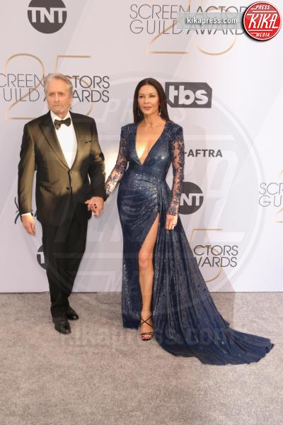 Catherine Zeta-Jones, Michael Douglas - Los Angeles - 27-01-2019 - Michael Douglas svende la sua tenuta a Maiorca
